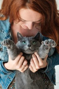 giocare con il gatto - come educare un gatto
